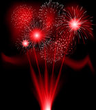 Firework. This is file of EPS10 format Stock Image