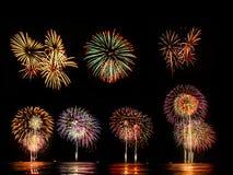 firework Imagenes de archivo