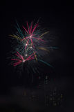 firework Foto de archivo
