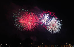 firework Fotos de archivo libres de regalías