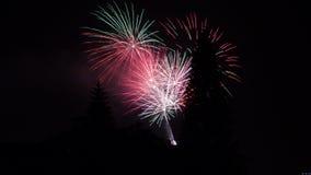 firework Immagine Stock Libera da Diritti