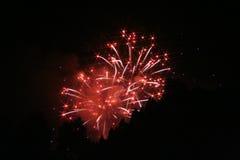 Firework. Celebration fireworks royalty free stock photo