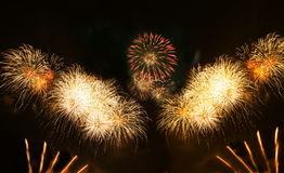 Firework_6 Royalty Free Stock Images