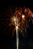 Firework. Image of fireworks at night stock photos