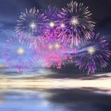 Firework Royalty Free Stock Photos