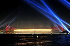 Firework And Light Show Stock Photos