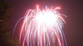 Firework Burst Royalty Free Stock Images