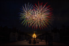 Firework Celebration Royalty Free Stock Images