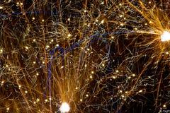 Firework. Stock Photos