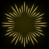 Firework design element. Spark Star Eliment. Firework design element. Spark Star. Vector and Illustrator Stock Photo