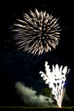Firework display Stock Photos