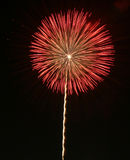Firework Display Royalty Free Stock Photos