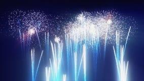 Firework display Royalty Free Stock Image