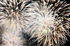 Firework explosion Royalty Free Stock Photos