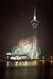 Firework Festival Stock Image