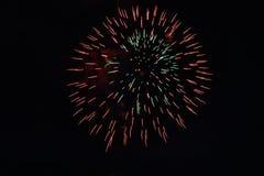 Firework_firecracker2 fotografia stock