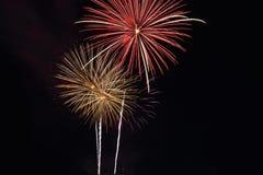 Firework_firecracker3 immagine stock libera da diritti