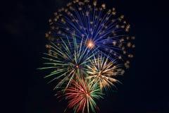Firework_firecracker7 fotografia stock libera da diritti