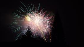 Firework Stock Photo