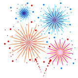 Firework Royalty Free Stock Photo