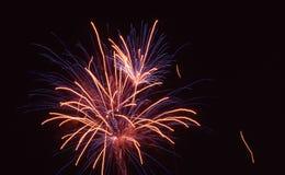 Firework/Pyrotechnics Stock Photo