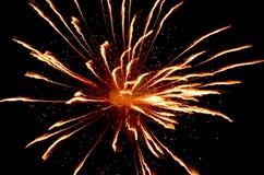 FireworkBlast Fotografia Stock Libera da Diritti