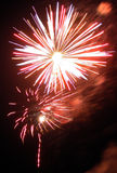 Fireworks (1). Fireworks on bonfire night stock photography