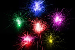 Free Fireworks Royalty Free Stock Images - 10607739