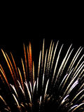 Fireworks. Display on the 4th of July Royalty Free Stock Image