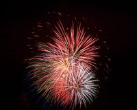 Fireworks 13 Stock Image
