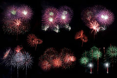 Free Fireworks Stock Images - 13048014