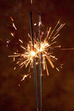 Fireworks. Close up fireworks with sparks royalty free stock photos