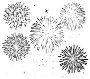 Free Fireworks Royalty Free Stock Photos - 13608178