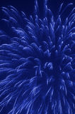 Fireworks. Competition in the Philippines Royalty Free Stock Images