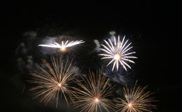 Fireworks #2 Stock Photo