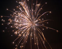 Fireworks 2. Firework explosion royalty free stock image