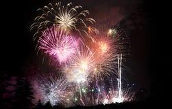 Free Fireworks 2 Stock Image - 73960051