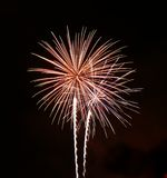 Fireworks. Celebration fireworks Royalty Free Stock Photos
