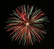 Fireworks. Celebration fireworks Royalty Free Stock Images