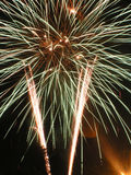 Fireworks. Fourth of july fireworks explosion Stock Photos
