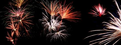 Free Fireworks Royalty Free Stock Photography - 22710037