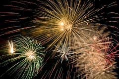 Free Fireworks Stock Images - 2439354