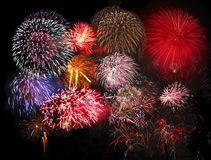 Free Fireworks Stock Photography - 2598192