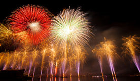 Fireworks Royalty Free Stock Images