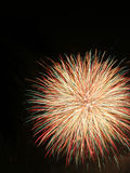 Fireworks 3. Fireworks Display Royalty Free Stock Photos