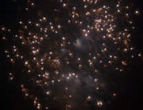 Fireworks 3. Firework explosion royalty free stock photos