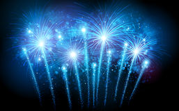 Free Fireworks Stock Images - 34833724