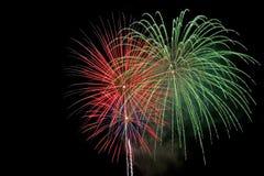 Fireworks Stock Image