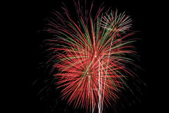 Fireworks. 4th of July fireworks Royalty Free Stock Photography
