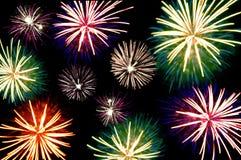 Fireworks 4 Stock Photos